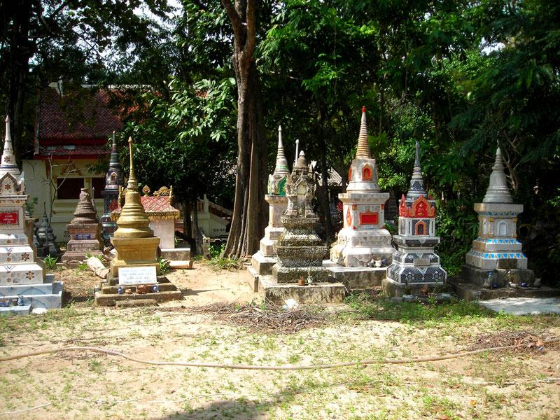 похороны в Таиланде