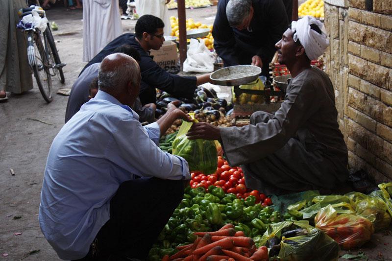 Что едят египтяне