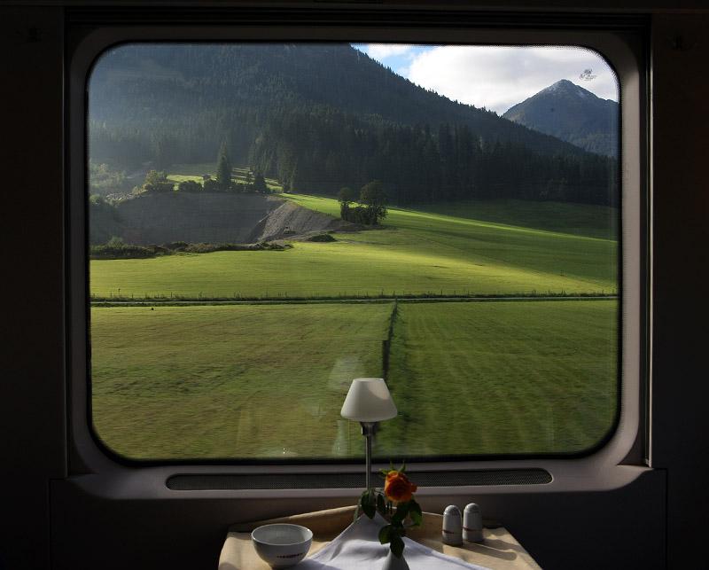 Поезд Москва - Ницца