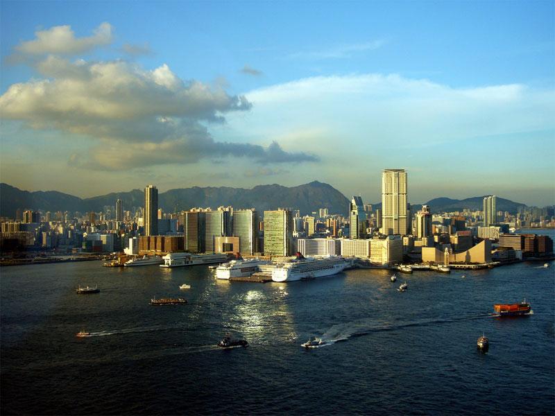 Когда лучше ехать в Гонконг