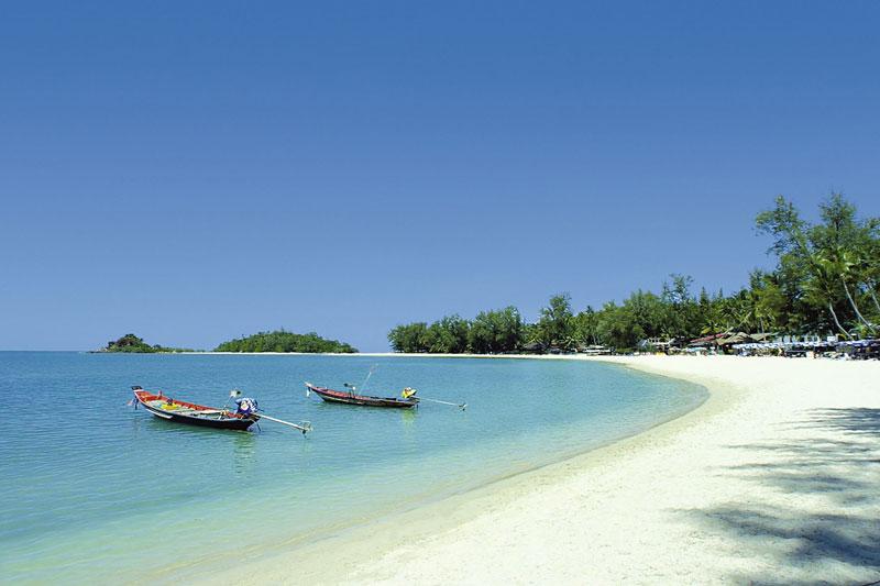 Пляж Чонгмон