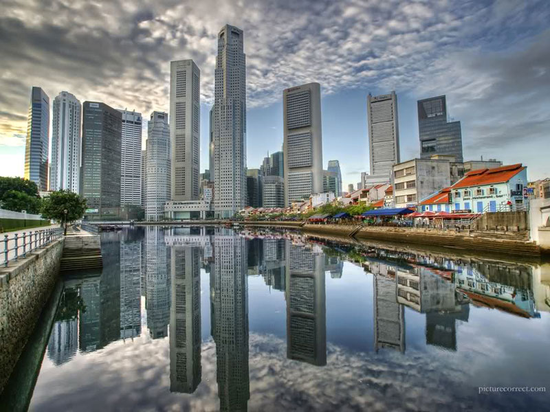 Погода в Сингапуре