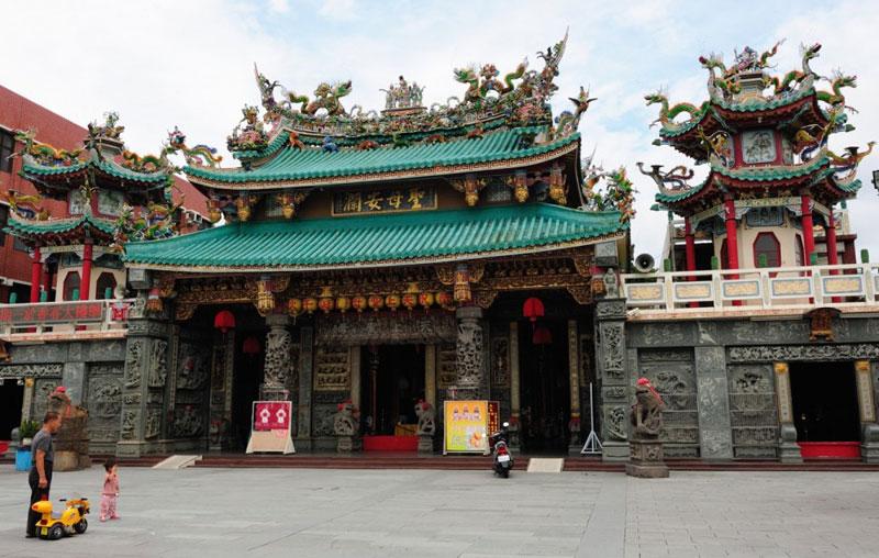 15 причин съездить в Тайвань