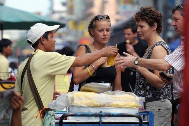 развод туристов вТаиланде