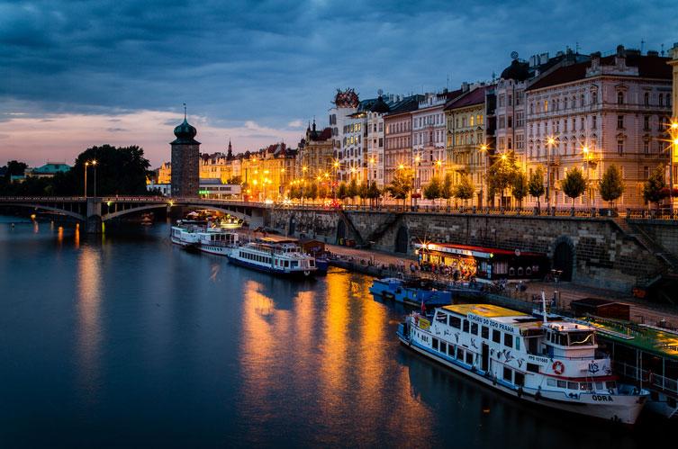 Что делать в Праге