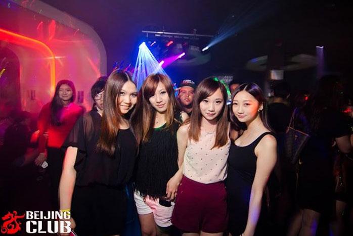 Ночные клубы Гонконга