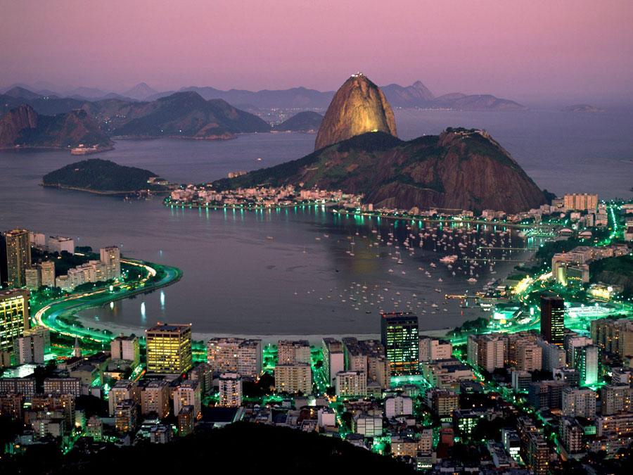 Интересные факты о Бразилии