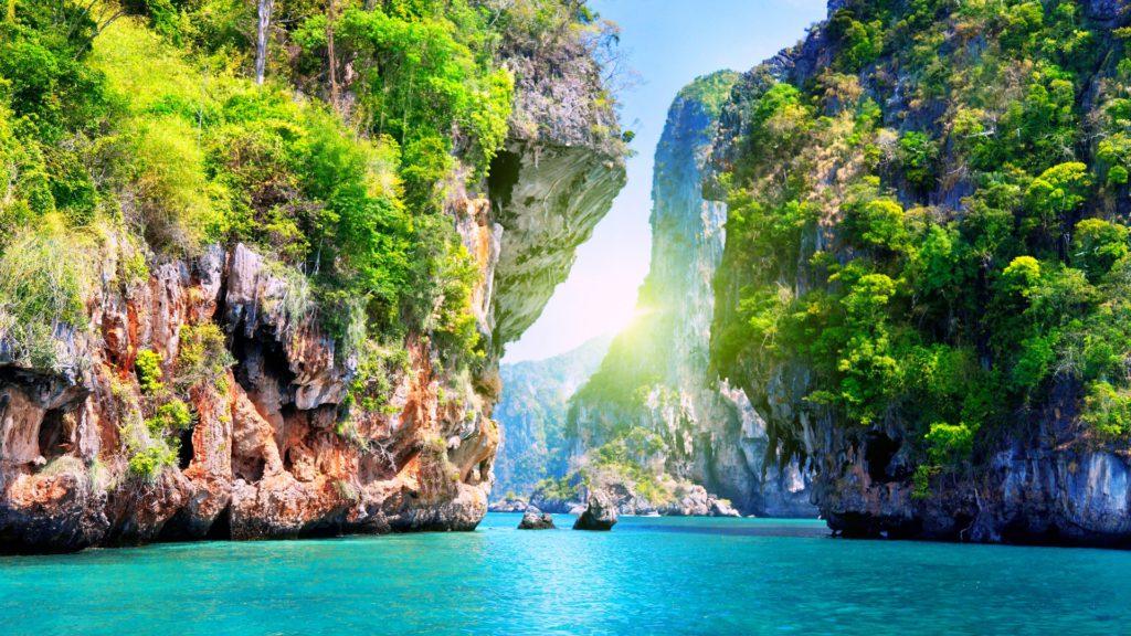 Куда поехать отдыхать зимой - Таиланд