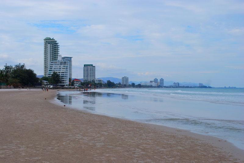 пляжи хуахина
