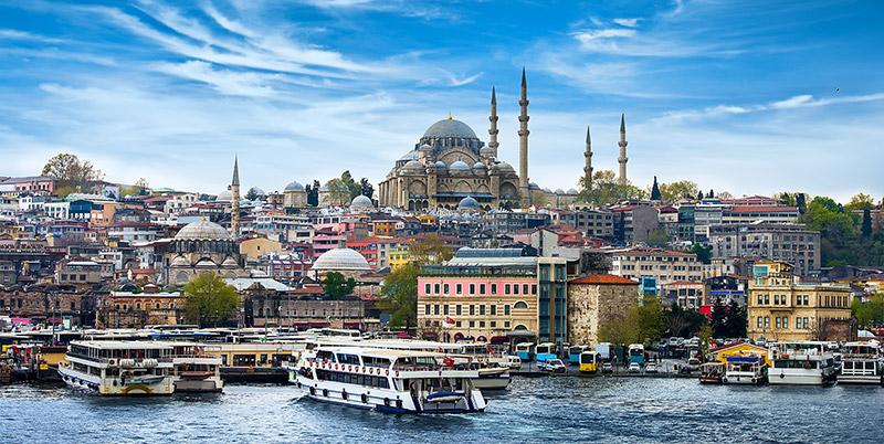 Стамбул 2019
