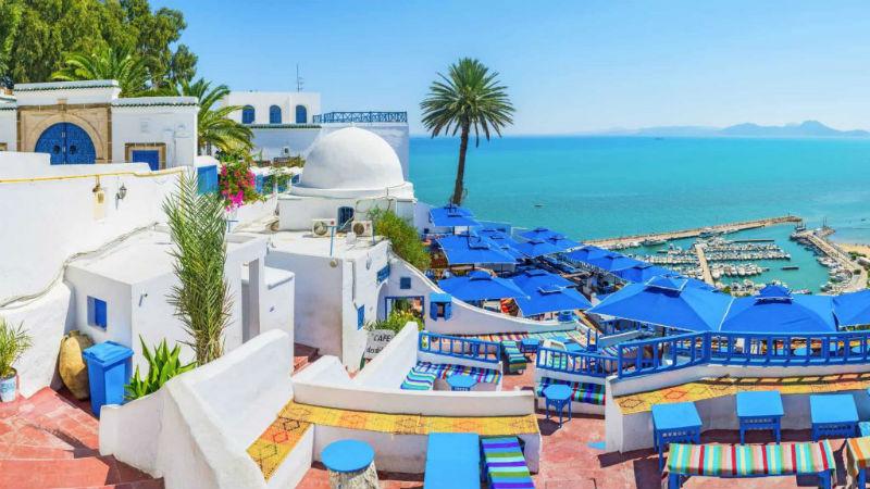 куда поехать в октябре на море - Тунис