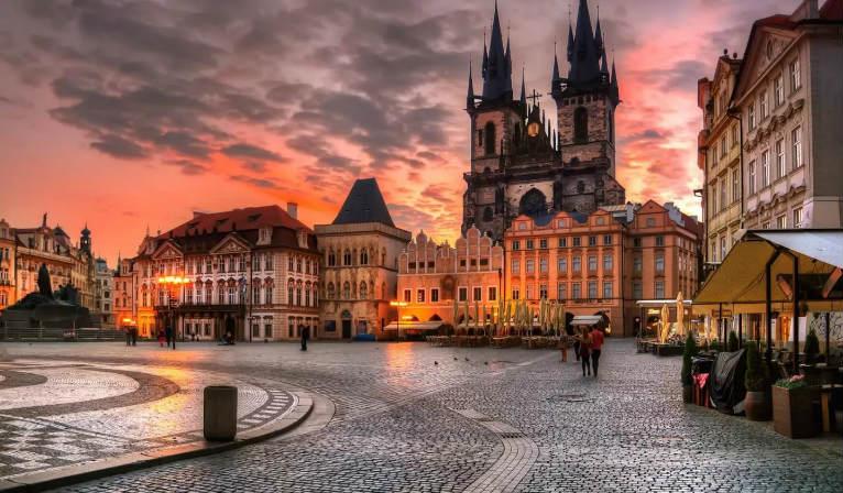 экскурсии в Праге на русском языке