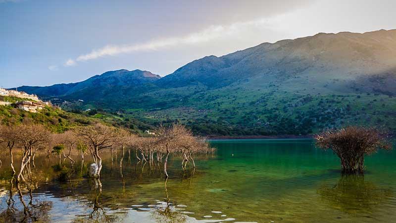 озеро Курнас отзывы