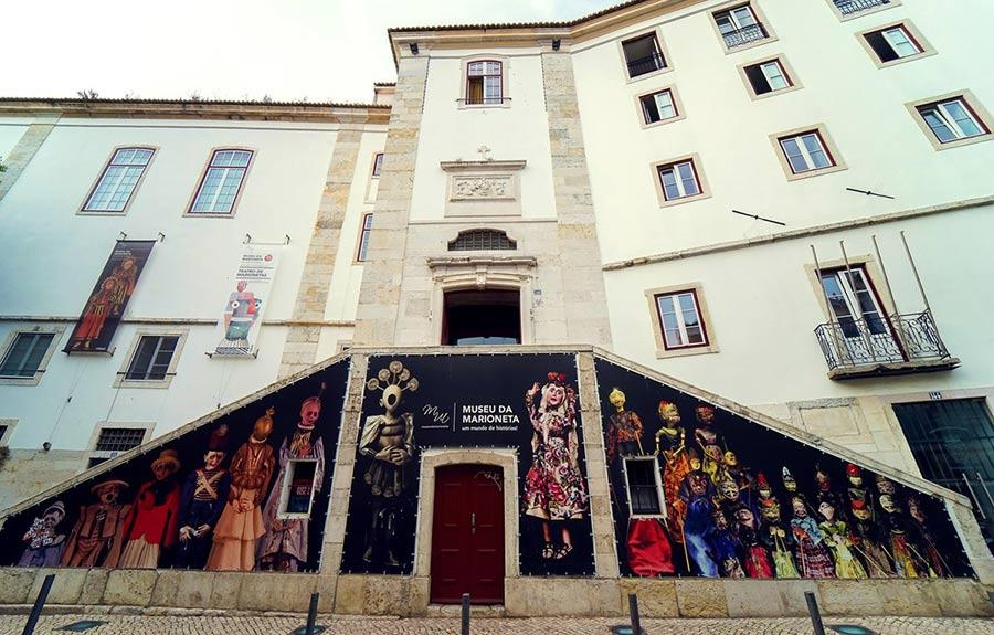 музей марионеток - что посмотреть в Лиссабоне