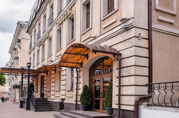 Гостиница Метрополь в Могилеве
