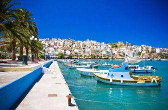 цены на туры в Грецию из Москвы на 2021 год