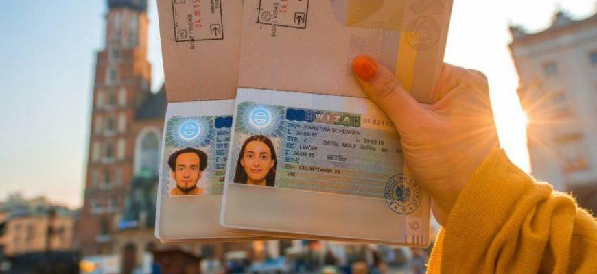 Какие страны Шенгена выдают визы сейчас?
