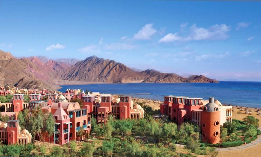 курорт Таба в Египте