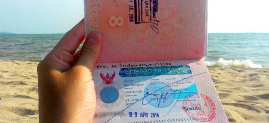 Таиланд начнет выдавать длительные туристические визы